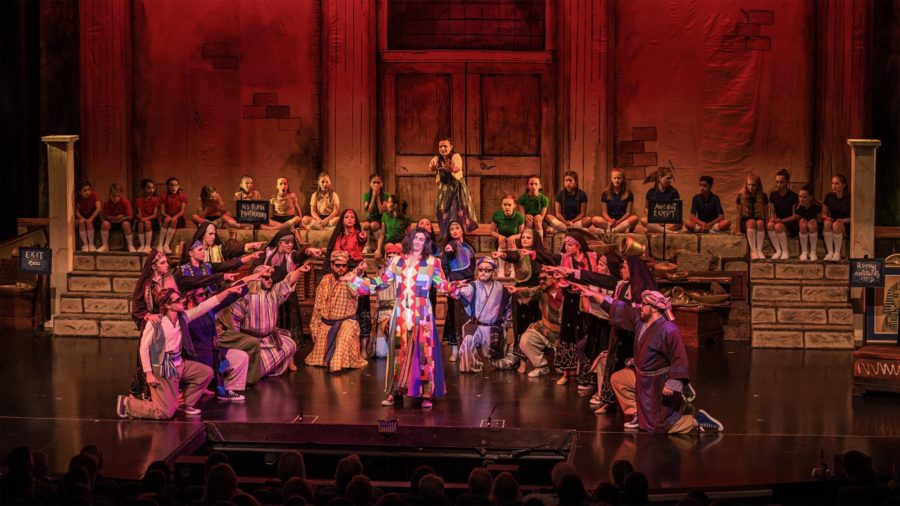 Joseph & The Amazing Technicolor Dreamcoat | ProShow Audio Visual