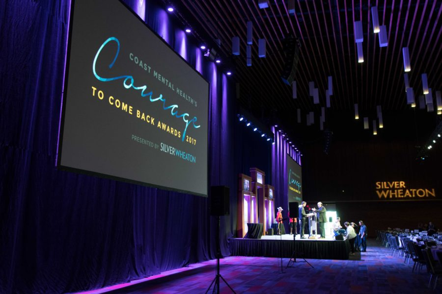 Courage to Come Back Awards | ProShow Audio Visual