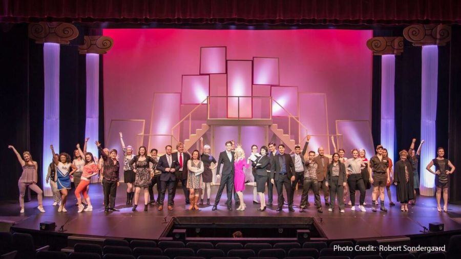 Legally Blonde the Musical | Audio Visual Rentals | ProShow Audiovisual