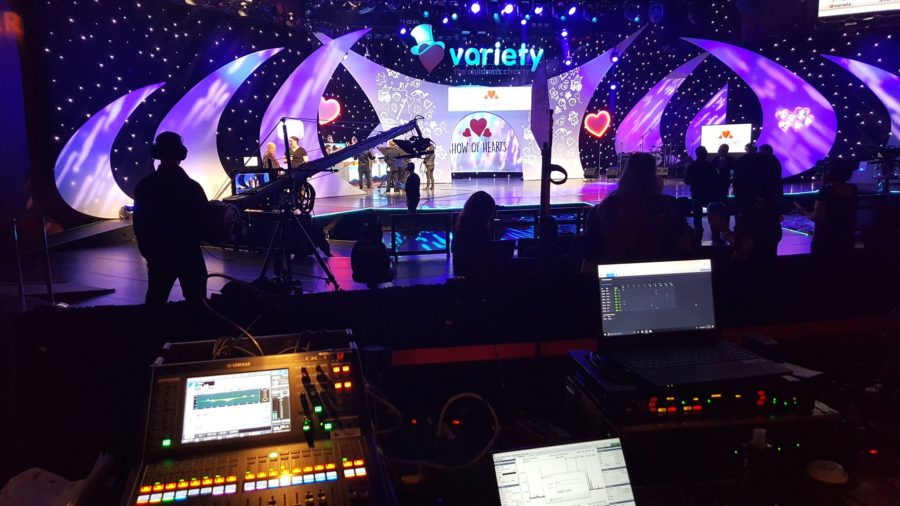 Variety Show of Hearts Telethon | Audio Visual Rentals | ProShow Audiovisual