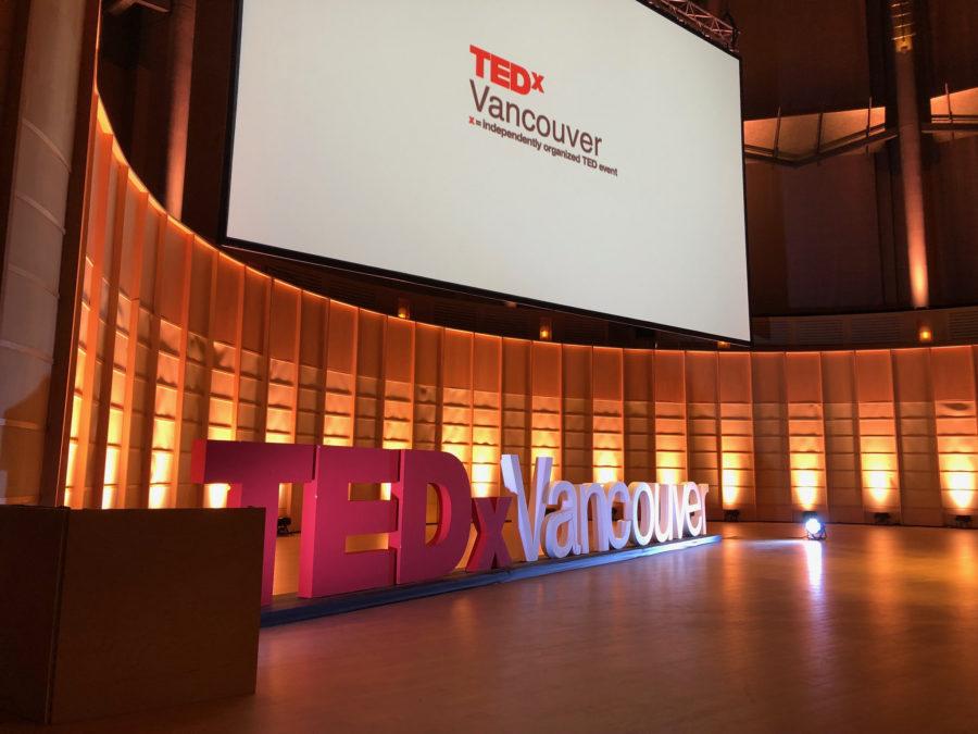 TEDx Vancouver | AudioVisual Rentals | Proshow AudioVisual